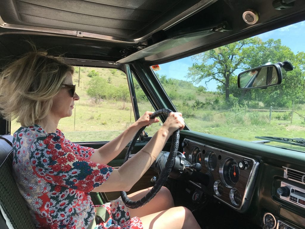 2020 road trip Samantha Brown