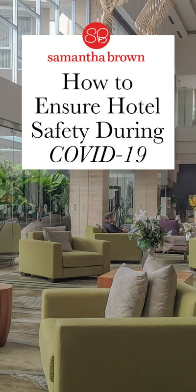Considering staying at a hotel during COVID-19? Read this first.