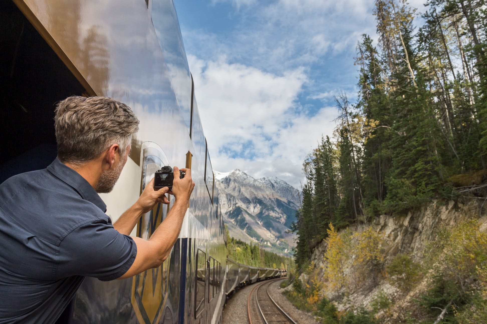 rocky mountaineer - Surprising (& Exciting!) News from the Travel Industry