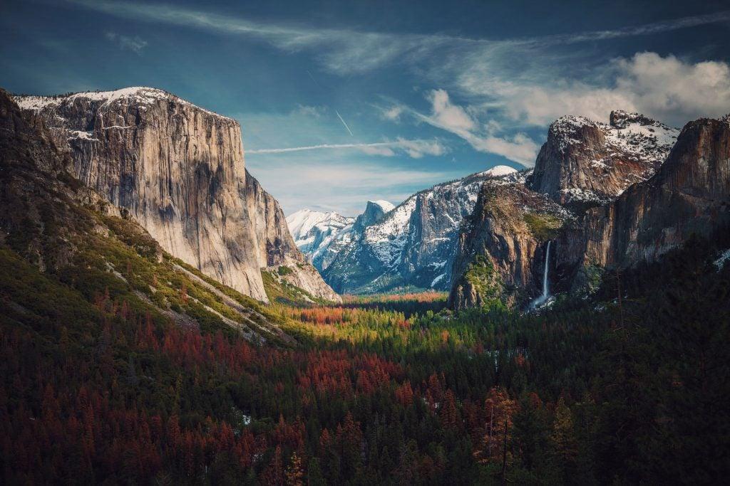 Yosemite - september vacations