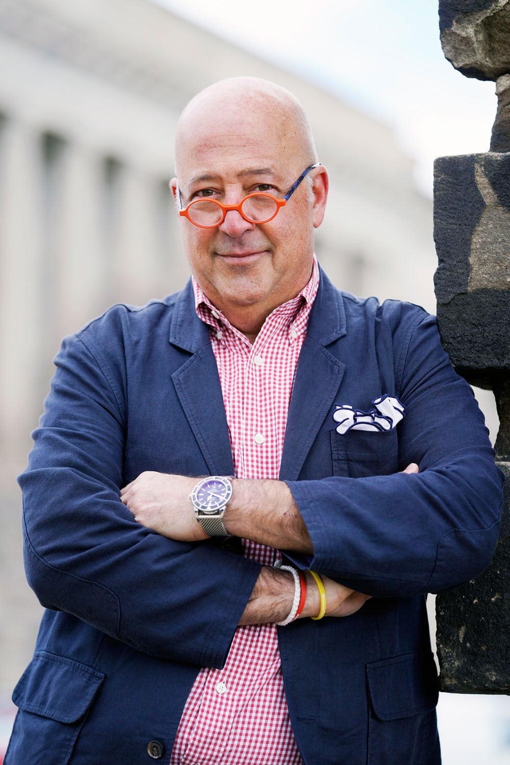 Andrew Zimmern - Covid travel