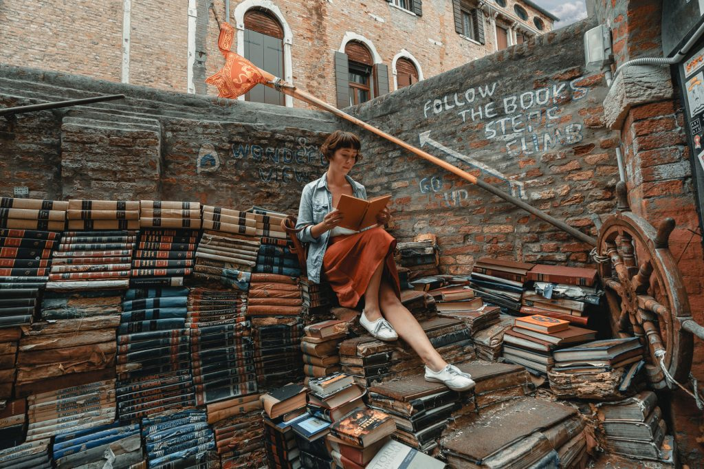 books travel