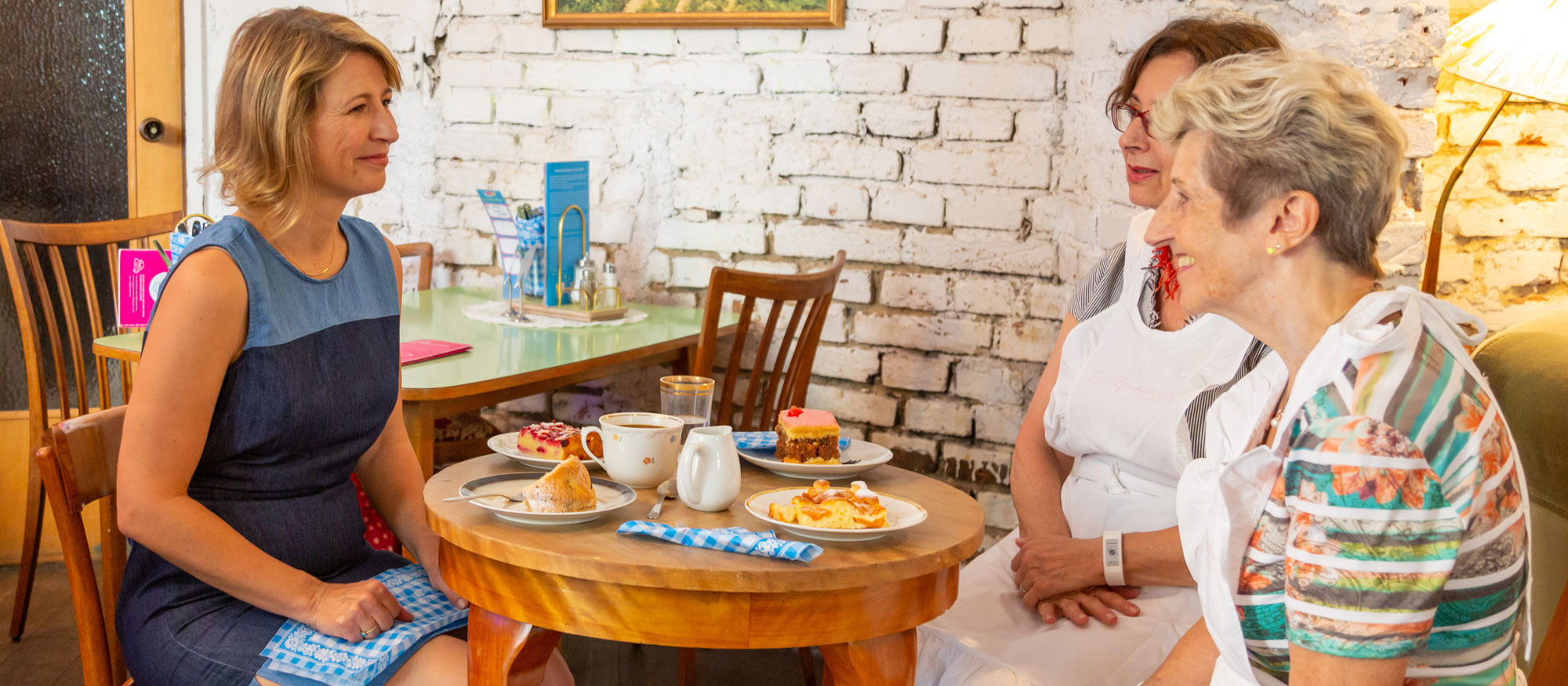 SAmantha Brown's Places To Love - Granny Cafe