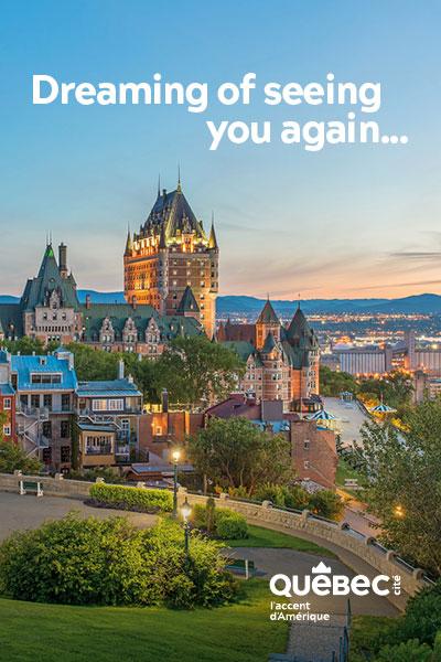 Quebec city board of tourism
