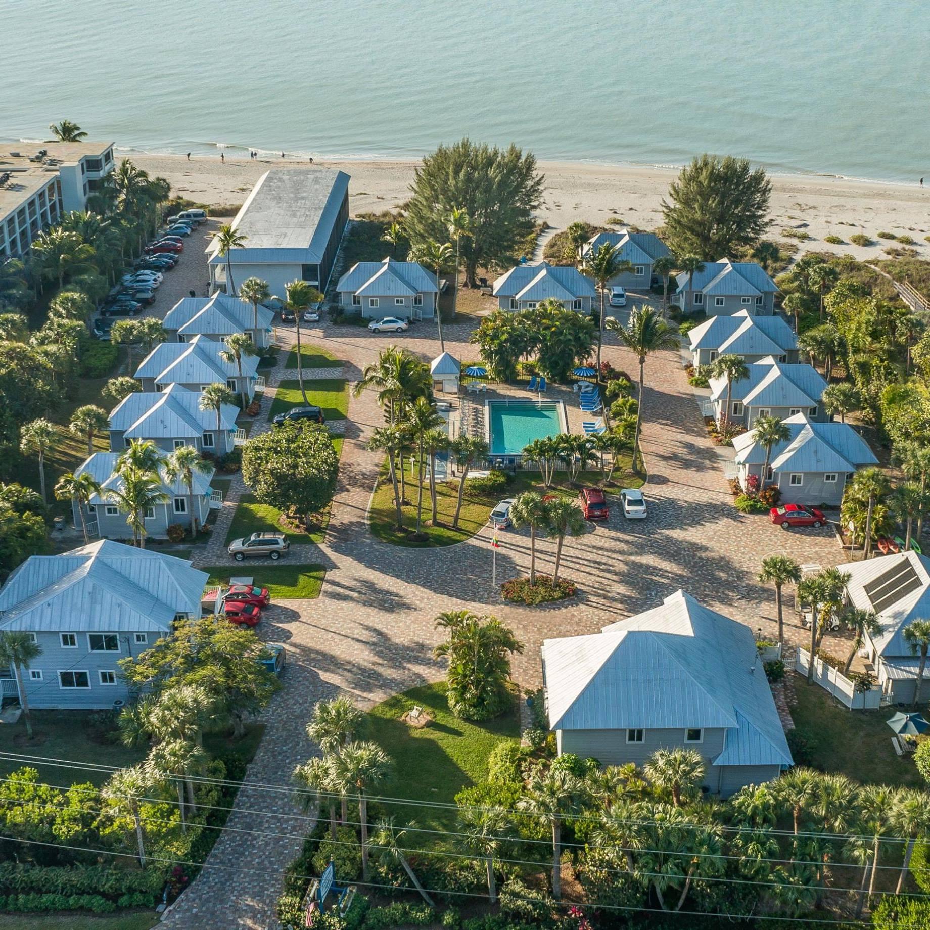 shalimar cottages and motel - sanibel island