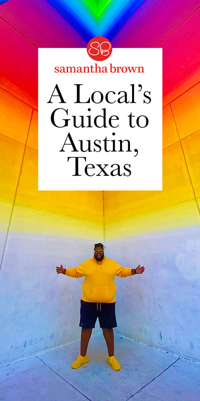 Jeff Jenkins is the creator of ChubbyDiaries.com, an online community for plus-size travelers who are passionate about seeing the world, experiencing new foods, and learning clever hacks along the way. Though he travels all over the world, he calls the Live Music Capitol of the World home.Here's Jeff's Guide to Austin, Texas.