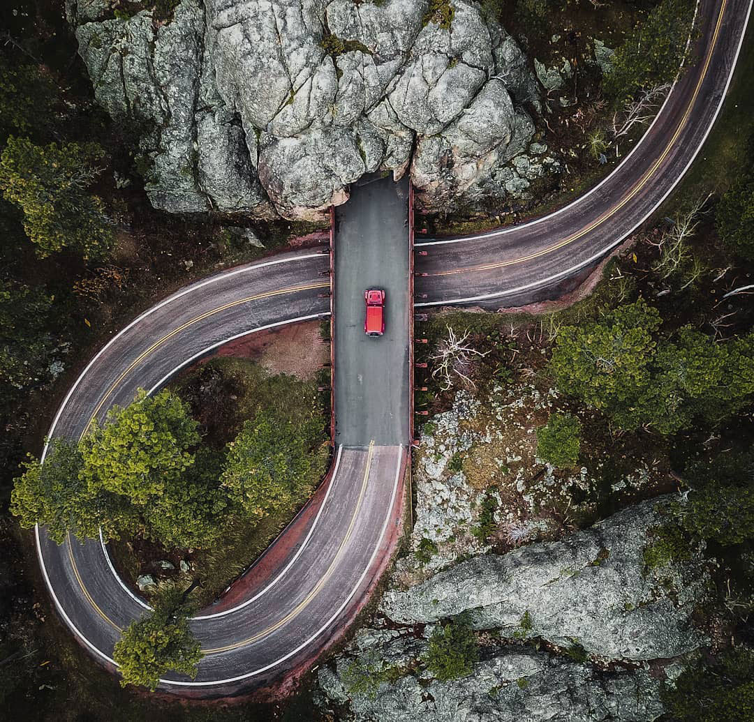 The Most Spectacular Drives in America