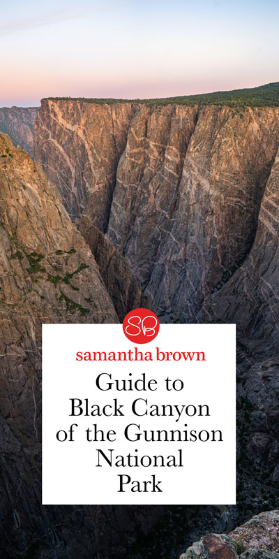 Black Canyon of the Gunnison one of the least visited National Parks. Here's why you should be one of its few visitors.